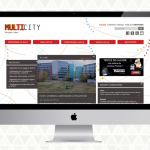 Site Multicity - delphine abry graphisme freelance indépendante web print services carte de visite site internet wordpress html css faire part evenement photos illustrations mise en page tendances moderne actuel